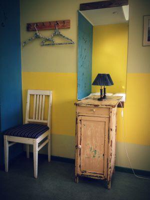 Triple Room In Looming Hostel, Accommodation, Tartu, Estonia