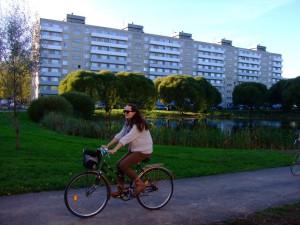Kätlin, Looming Hostel, Tartu, Estonia