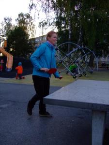 Sigrit, Looming Hostel, Tartu, Estonia