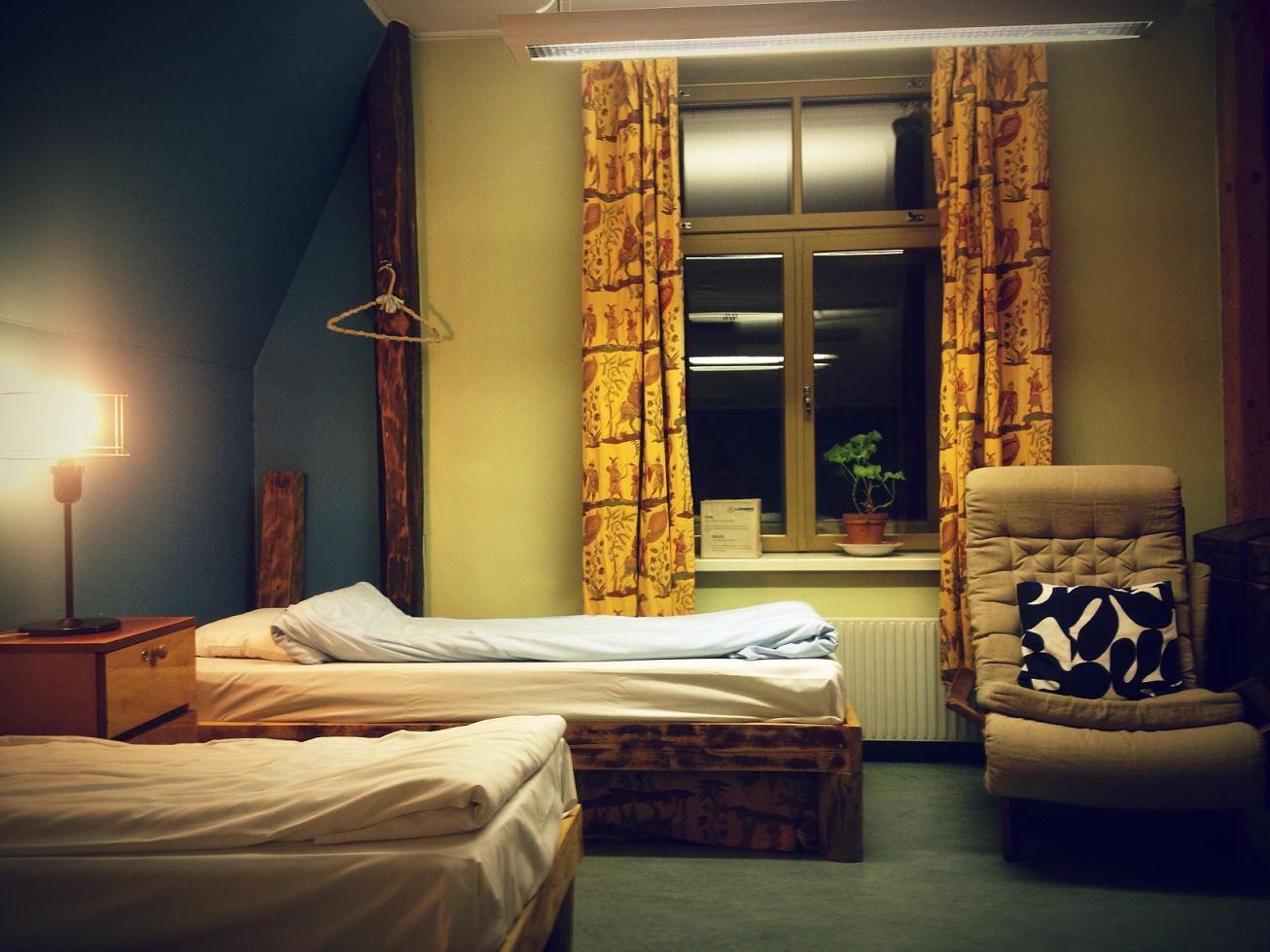 Looming Hostel ühistuba, Tartu, Majutus