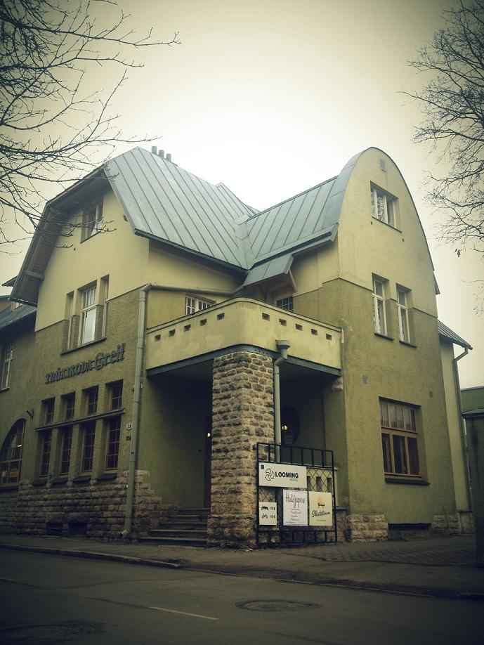 Looming Hostel Tänavalt, Tartu, Majutus