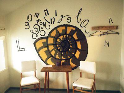 Looming Hostel Tuba Kahele, Tartu Majutus